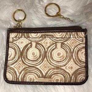 Coach Coin Wallet New
